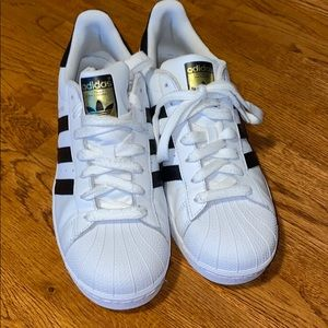 adidas Originals Women's Superstar Shoes size 9